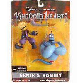 Genie e Bandit (série 2)