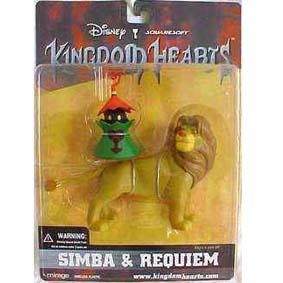 Simba & Requiem (série 2)