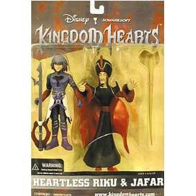 Heartless Riku e Jafar (série 2)
