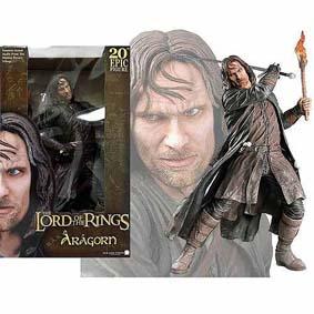 Aragorn c/ som (Senhor dos Anéis)