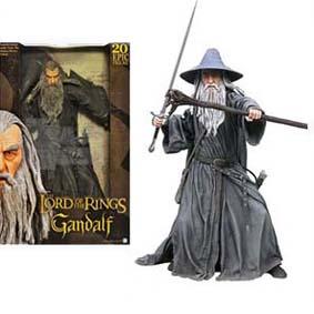 Gandalf c/ som (Senhor dos Anéis)