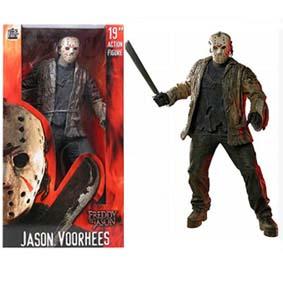 Jason Voorhees (Freddy vs. Jason)  LACRADO