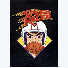 DVD Speed Racer ( Episodes 1-11)