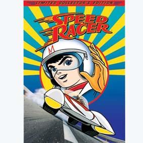 DVD Speed Racer (Episodes 12-23)