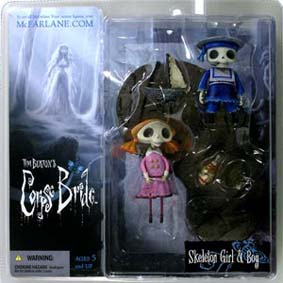 Skeleton Girl And Boy ( Série 1)