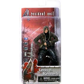 Leon Resident Evil 4 c/ Jaqueta (Série 1)