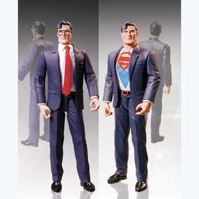 Clark Kent / Superman (aberto)