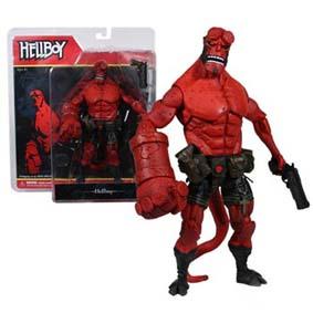 Hellboy Comic boca aberta (série 1)