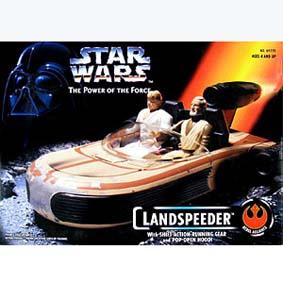 Landspeeder (Power of the Force)