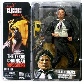 Leatherface (Cult Classics 2)