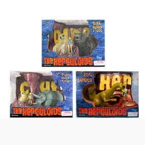 The Herculoids (3 Boxes)