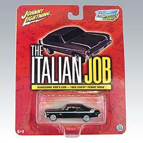 Chevy Yenko Nova - Italian Job (Saida de Mestre)