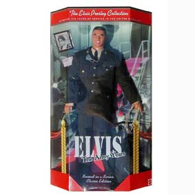 Elvis the Army Years