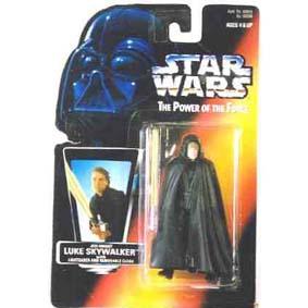 Luke Skywalker Jedi Knight (POTF)