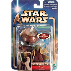 Yoda Jedi Master (Episode 2)