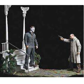 Halloween Michael Myers e Dr Loomis