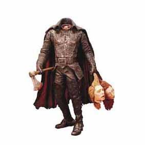 The Headless Horseman (aberto)