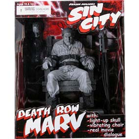 Death Row Marv (Sin CIty) com som e luz