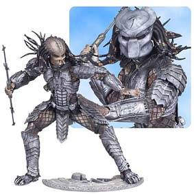 Scar Predator (Alien VS. Predador)