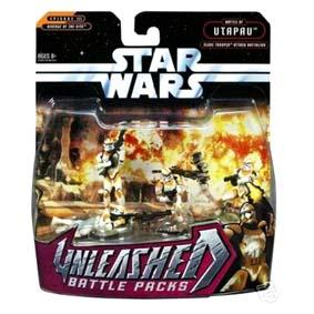 Unleashed Battle Pack of Utapau