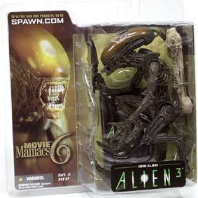 Alien Dog (M.M. 6)