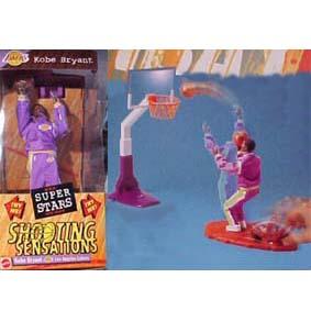 Kobe Bryant Shooting Sensations
