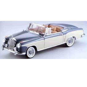 Mercedes Benz 220SE (1958) AZ