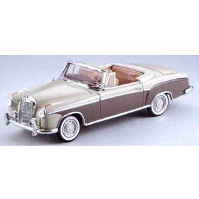 Mercedes Benz 220SE (1958) BE