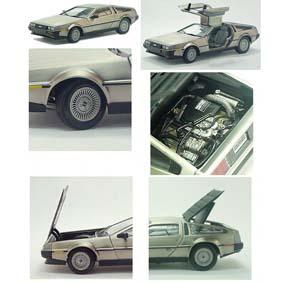 Delorean DMC 12 Coupe