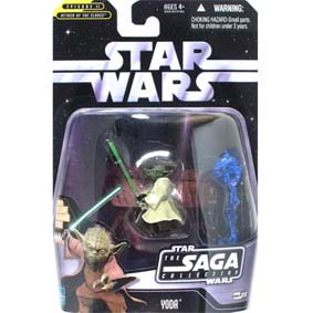 Yoda  (The Saga Collection Wave 3)