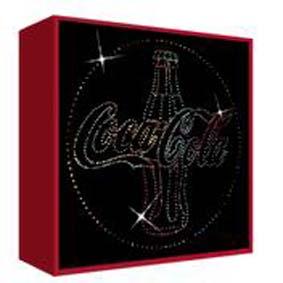Coca-Cola Fiber Optic Light Box