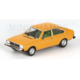 VW Passat Laranja (1975)