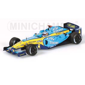 Renault  F1 Showcar Fernando Alonso (2005)