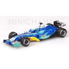 Sauber Petronas Showcar Felipe Massa (2005)