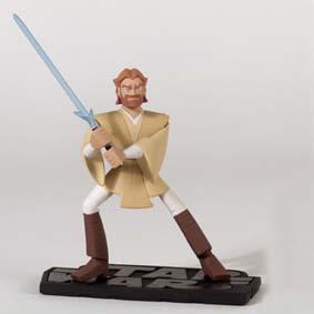 Obi-Wan Kenobi Clone Wars (aberto)