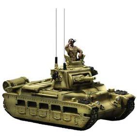 UK Tank Mk II Matilda N Africa (1943)