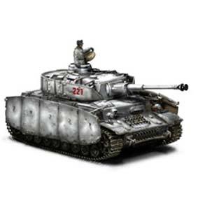 German Panzer IV Ausf. G (1944)