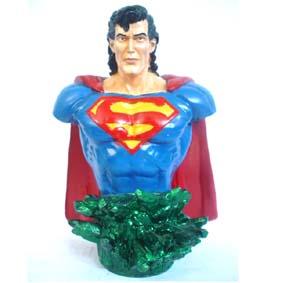 Busto do Super Homem