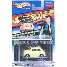 Fiat 500 Lupin