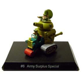 Tanque do Sarg. Bombarda (#6 Army Surplus Special)