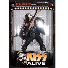 Gene Simmons Kiss Alive