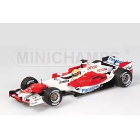 Toyota TF105 R. Schumacher (2005)