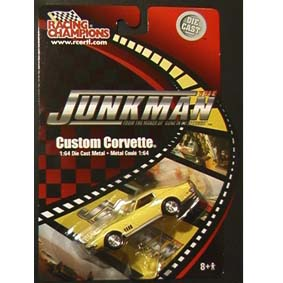 Custom Corvette - Junkman