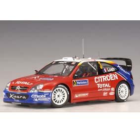 Xsara WRC S.LOEB/D.ELENA -  FRANÇA (2004)
