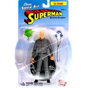 Silver Age: Lex Luthor