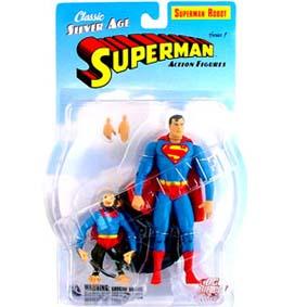 Silver Age: Superman Robot