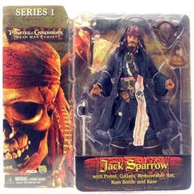 Jack Sparrow (Dead Man Chest) Johnny Depp