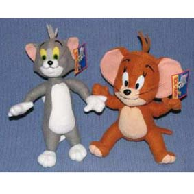 Tom e Jerry pq. (dupla)