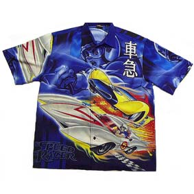 Camisa Speed Racer Club