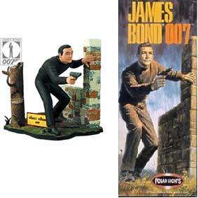 James Bond / Sean Connery (Goldfinger)